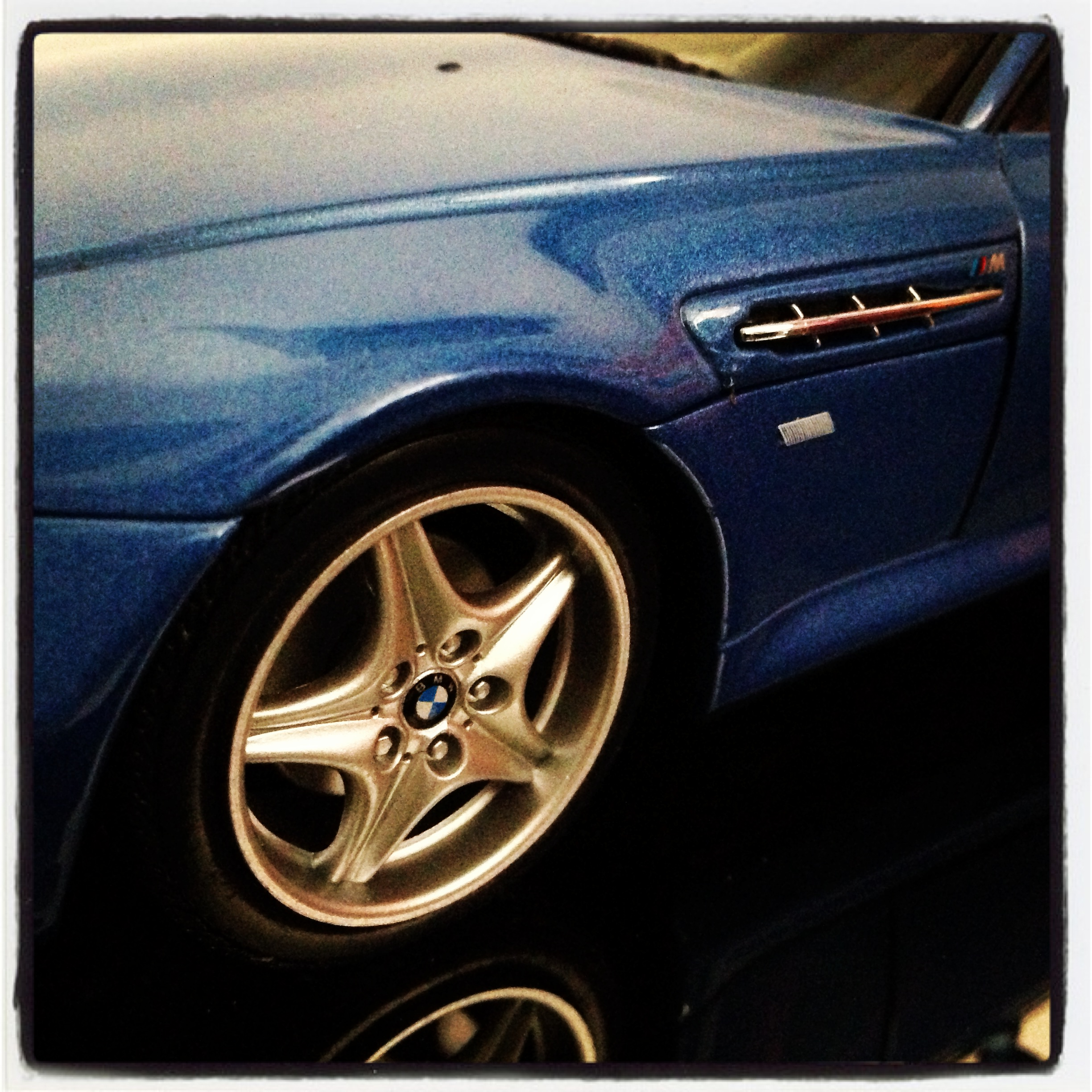 BMW Z3 M Coupe (E36) estoril blue (ut)