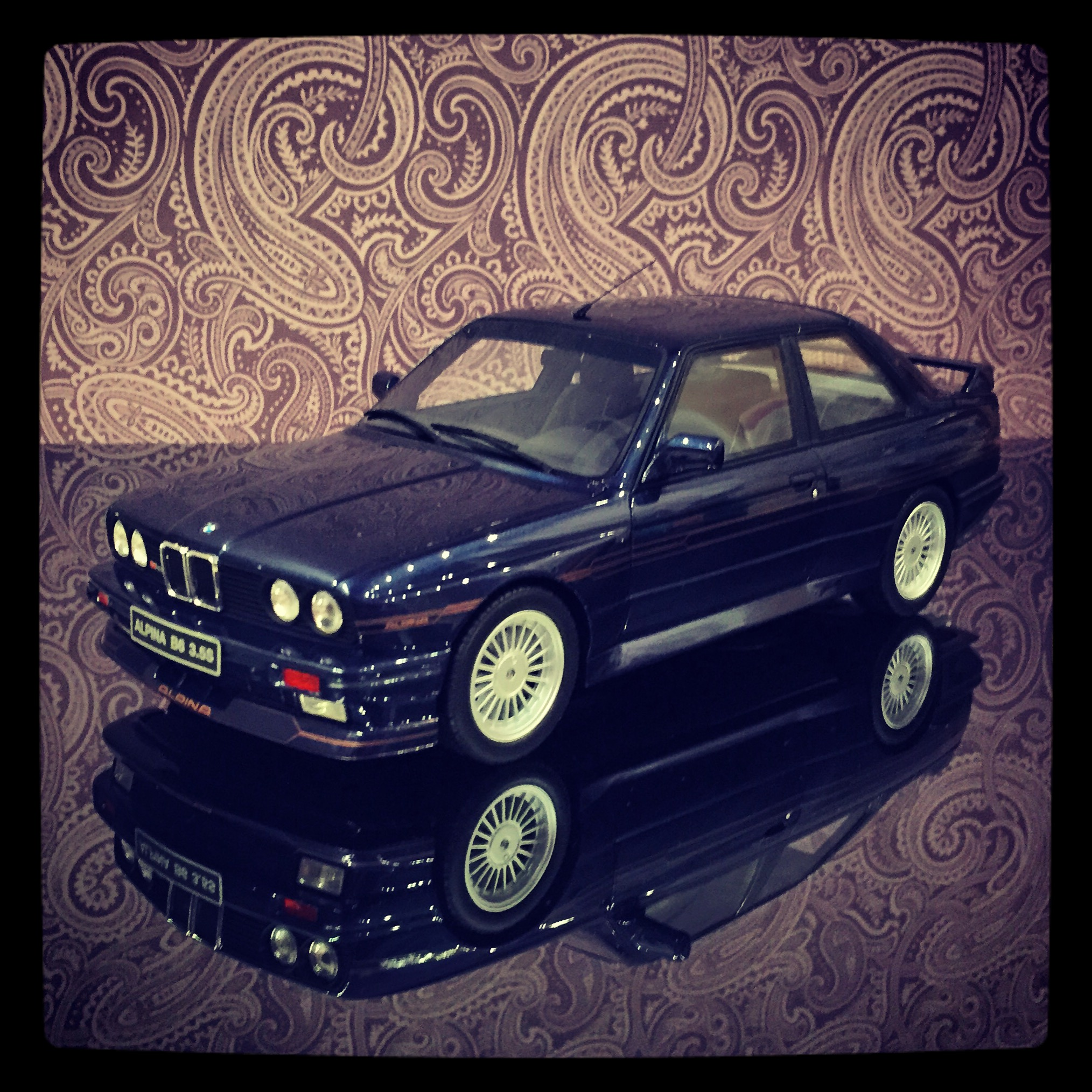 Alpina B6 3.5S (E30), le 537 of 3,000pcs. (otto)