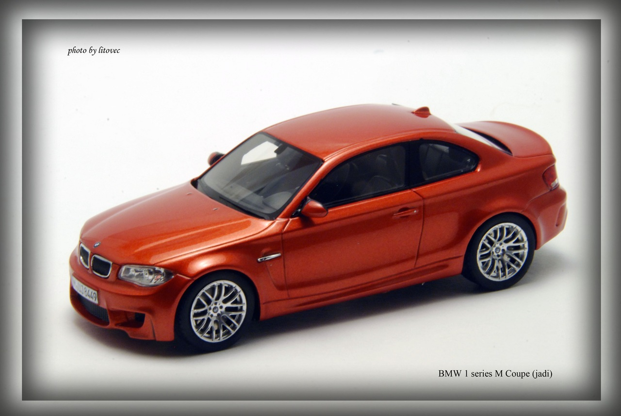 BMW 1M Coupe (E82) red (jaditoys)