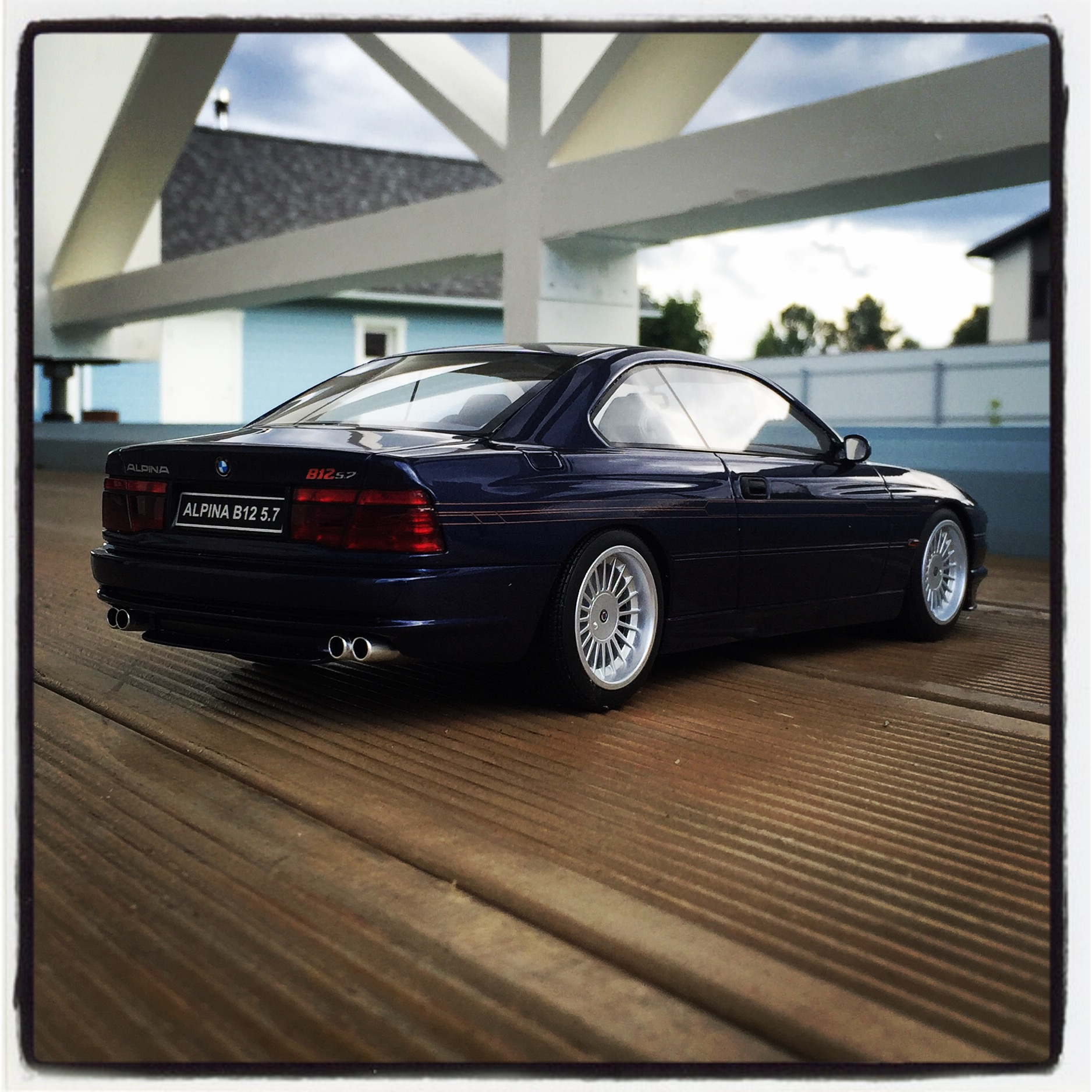 Alpina B12 5.7 (E31) le 89 of 2,000pcs. (otto)