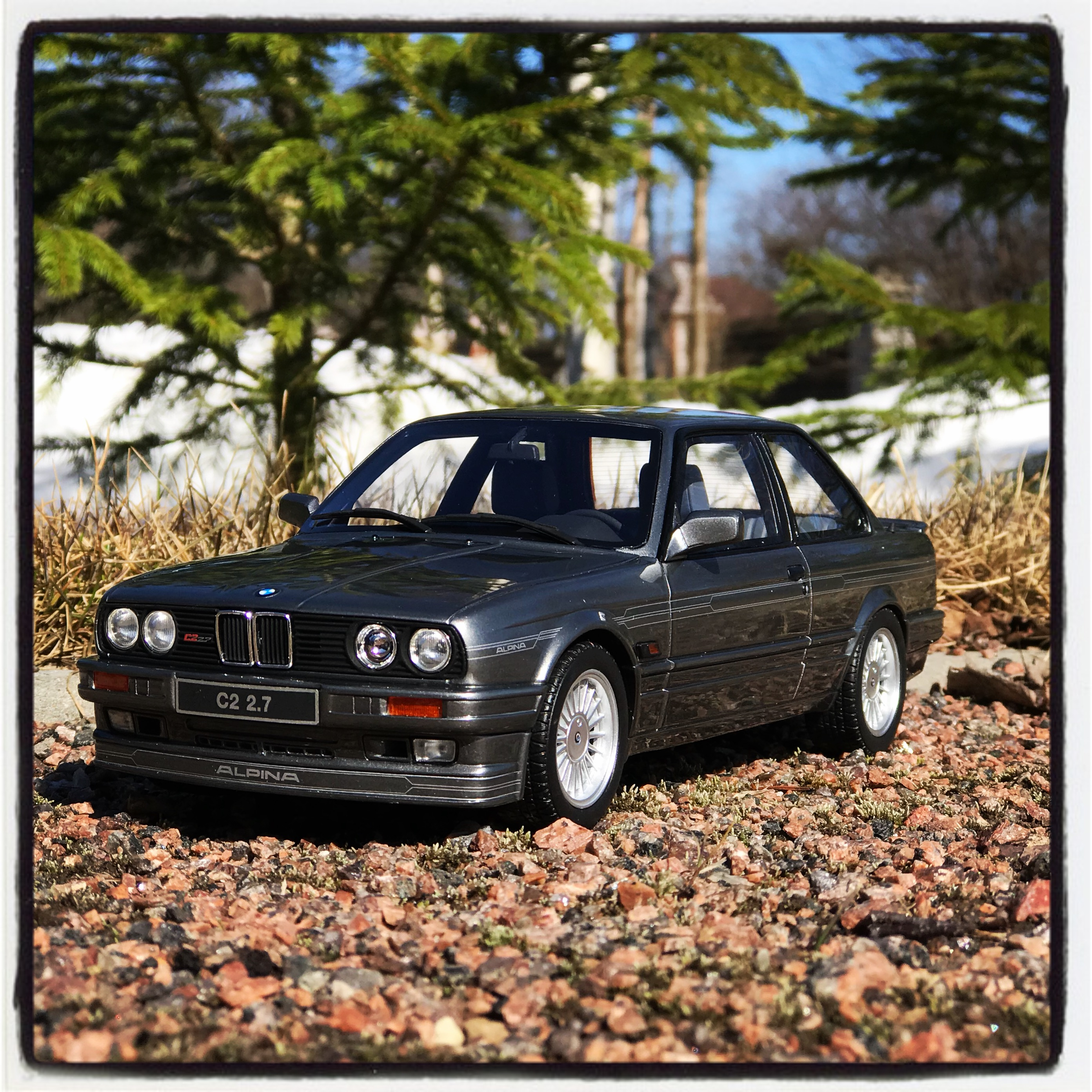 Alpina C2 2.7 (E30) le 1,099 of 2,000pcs. (otto)